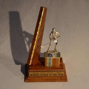Women's Player of the Year Trophy