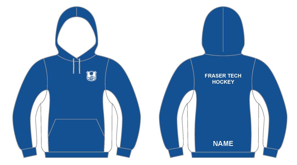 Fraser Tech Hoodie 001