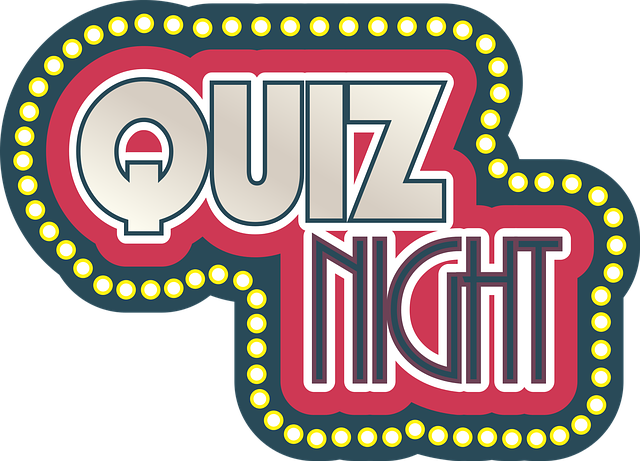 2018 Quiz Night – 7th March