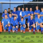 Fraser Tech Reserve Men Team Photo 2012