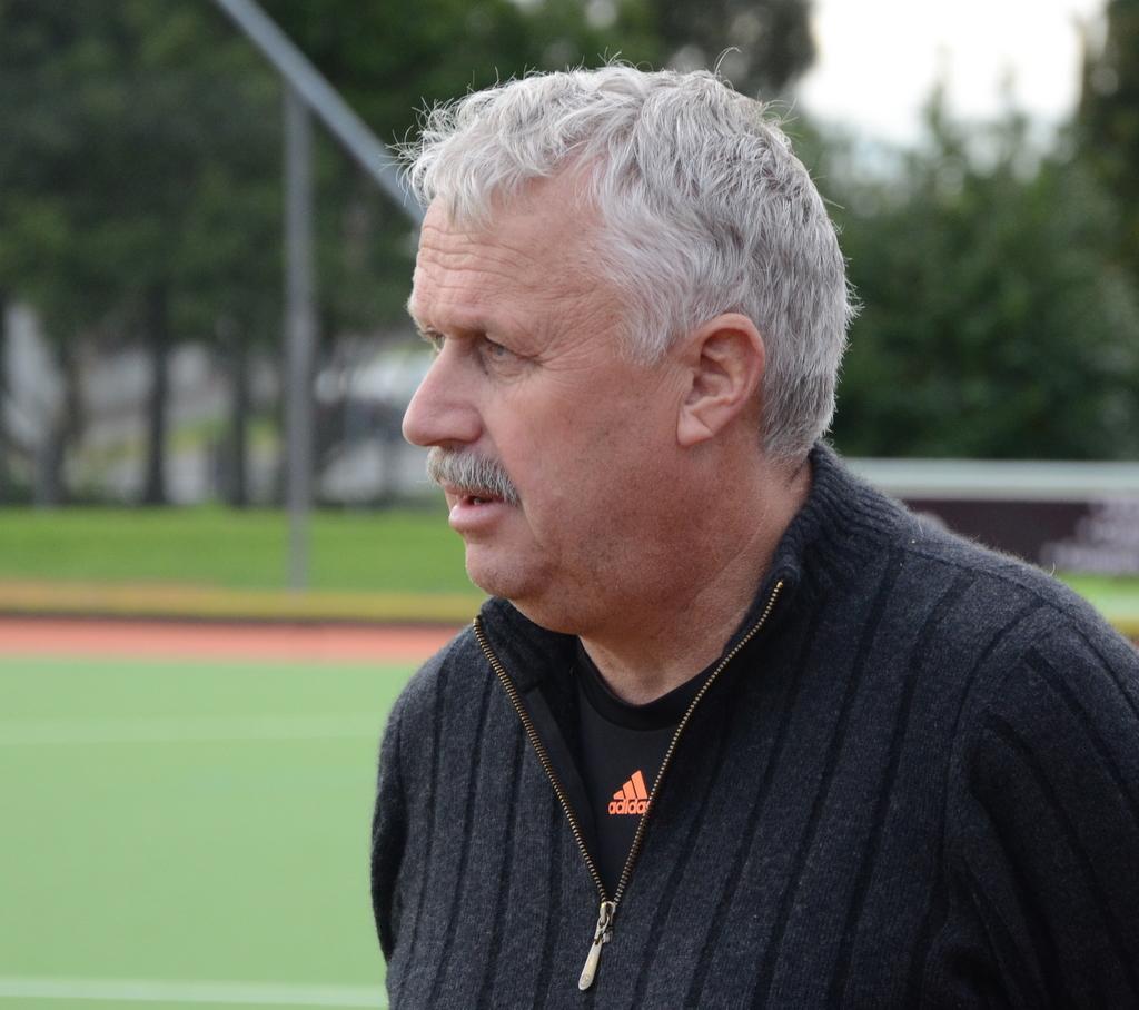 Doug Sommerville – FTHC Life Member