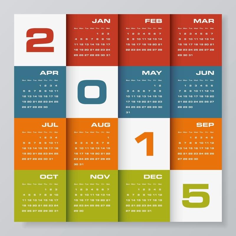 2015 Season Dates
